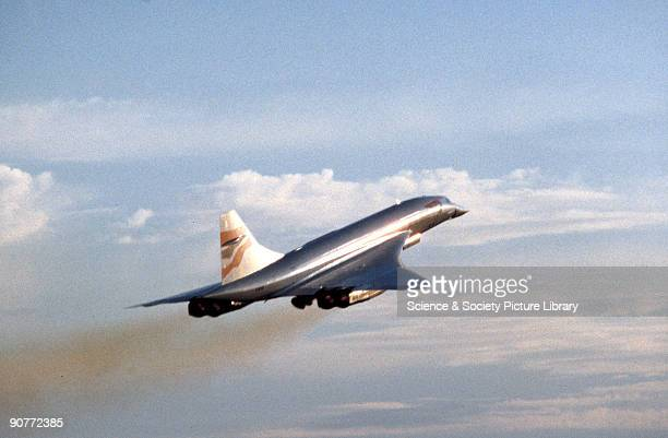 In 1959 the Supersonic Transport Aircraft Committee recommended the construction of a fleet of long range intercontinental airliners which would fly...