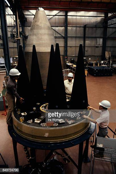 In 1979 the United States Air Force announced plans for a new intercontinental ballistic missile system the MX Missile Project   Location Wilmington...