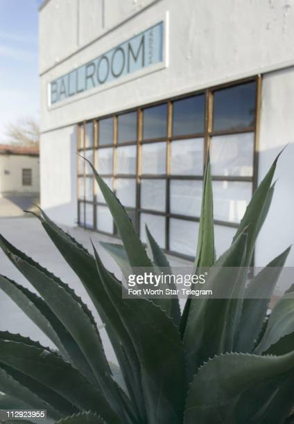 In 2004 Ballroom Marfa opened with its mission to actively promote public programs with the local people of Marfa Texas and the art world interacting...
