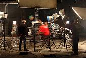 In einem film studio
