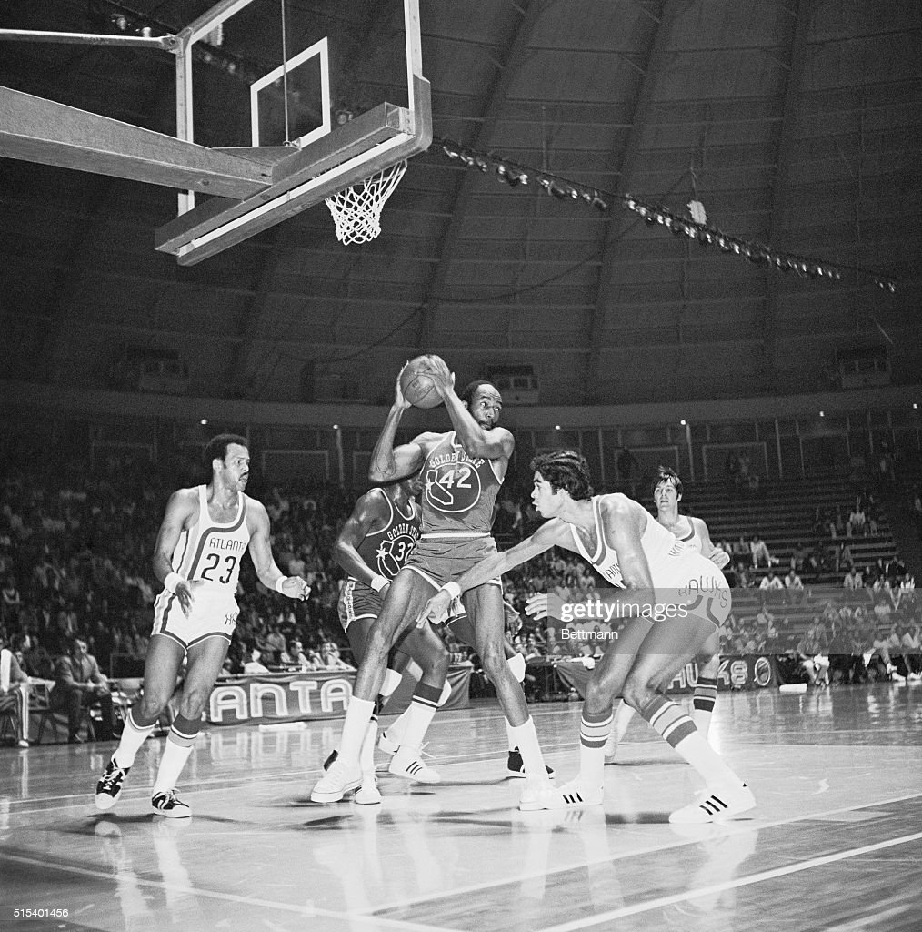 Nate Thurmond During Game