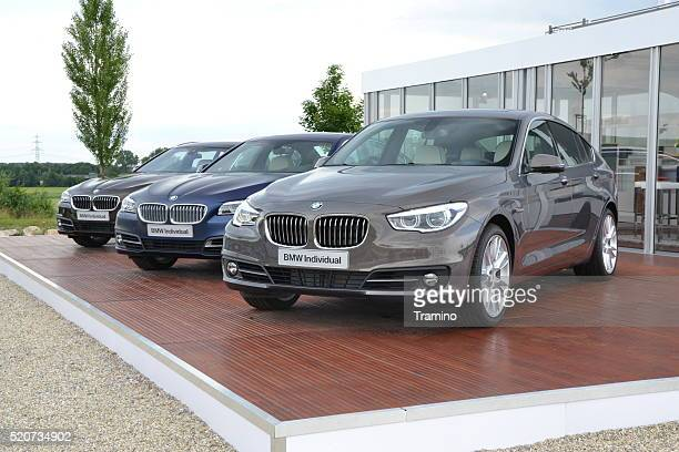 BMW in a row