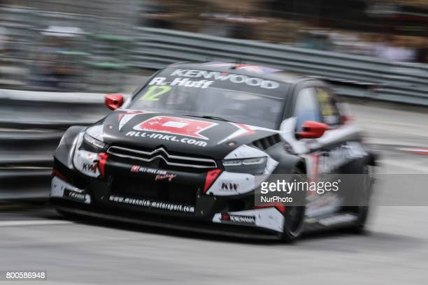 MOTORSPORT in action during the Free Practice of FIA WTCC 2017 World Touring Car Championship Race of Portugal Vila Real June 24 2017