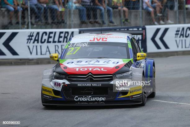 RACING in action during the Free Practice of FIA WTCC 2017 World Touring Car Championship Race of Portugal Vila Real June 24 2017