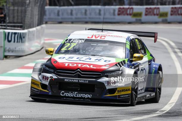 RACING in action during the Qualifying of FIA WTCC 2017 World Touring Car Championship Race of Portugal Vila Real June 24 2017
