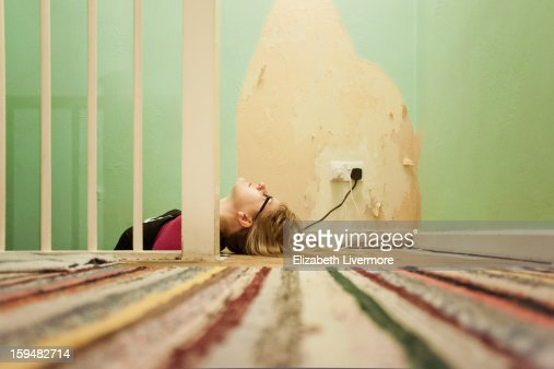 In another world : Stock Photo