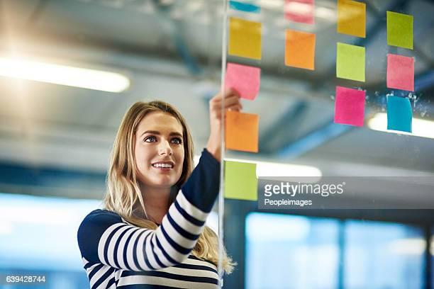 In brainstorming mode