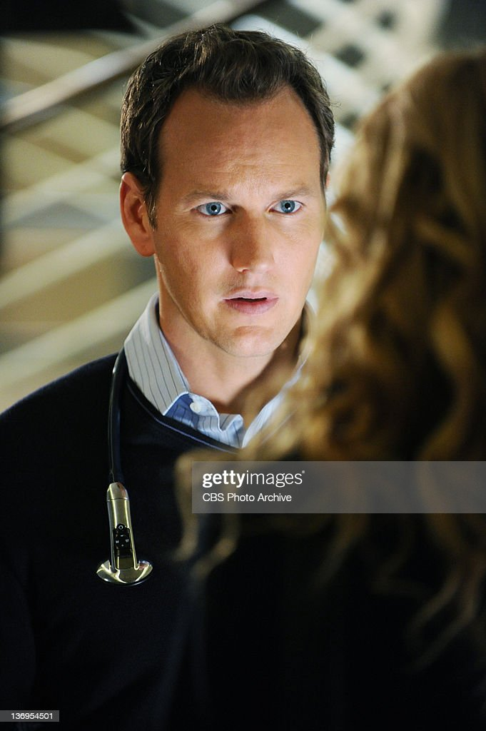 'In Case Of Blind Spots' -- Michael (Patrick Wilson) saves a man from drowning and learns the man's identity is a mystery, on A GIFTED MAN, Friday, Feb. 3 (8:00-9:00 PM, ET/PT) on the CBS Television Network.
