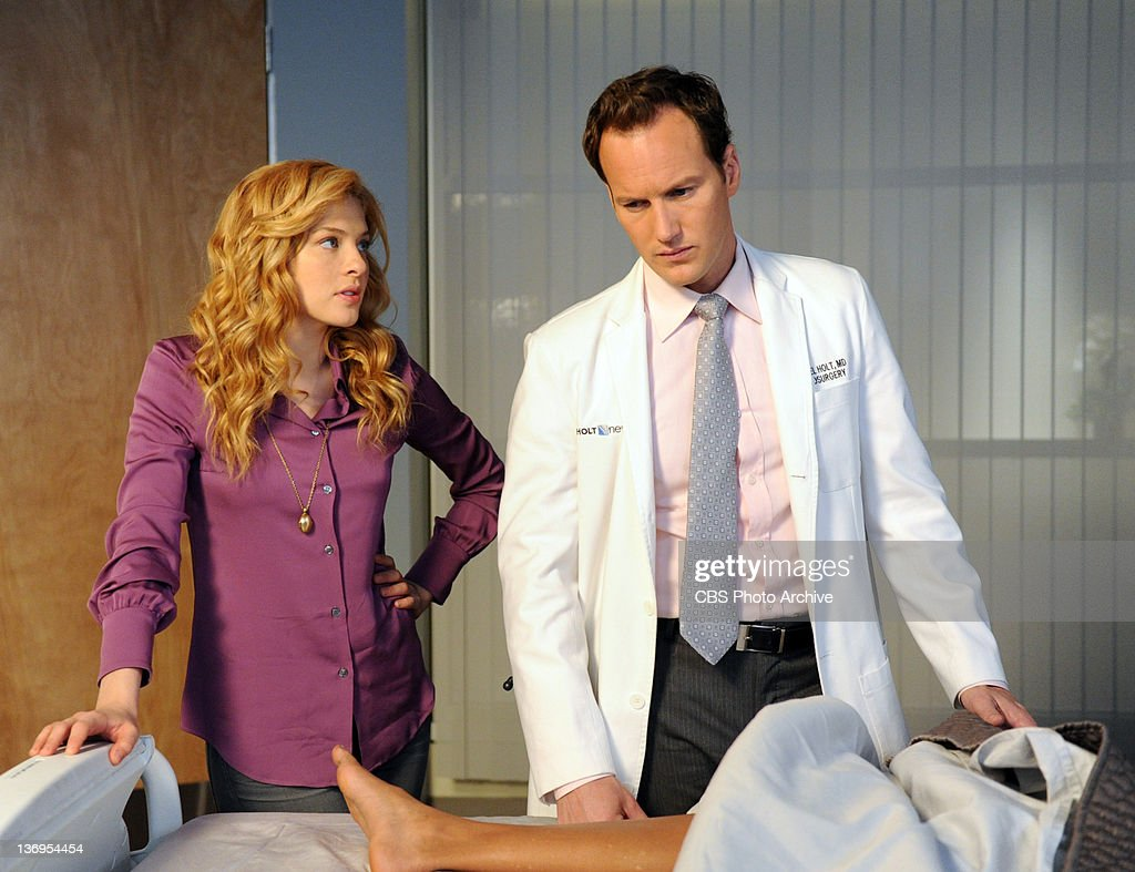 'In Case Of Blind Spots' -- Michael (Patrick Wilson) treats a girl that Kate (Rachelle Lefevre) mentors who has serious issues that Kate has failed to notice, on A GIFTED MAN, Friday, Feb. 3 (8:00-9:00 PM, ET/PT) on the CBS Television Network.