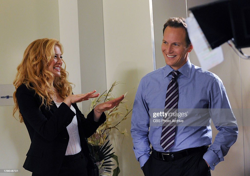 'In Case of Discomfort' -- Behind The Scenes: Michael (Patrick Wilson) interviews Dr. Kate Sykora (Rachelle Lefevre) to take over for Anna and run the clinic, on A GIFTED MAN Friday, Oct 7†(8:00-9:00 PM, ET/PT) on the CBS Television Network.†