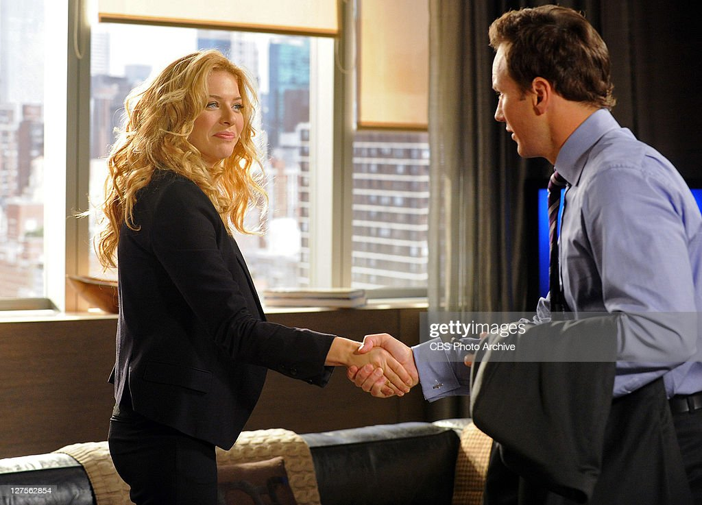 'In Case of Discomfort' -- Dr. Michael Holt (Patrick Wilson) interviews Dr. Kate Sykora (Rachelle Lefevre ) to run the clinic, on A GIFTED MAN, Friday, Oct. 7 (8:00-9:00 PM, ET/PT) on the CBS Television Network.