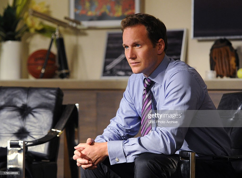 'In Case of Discomfort' -- Patrick Wilson stars as Dr. Michael Holt, on A GIFTED MAN, Friday, Oct 7†(8:00-9:00 PM, ET/PT) on the CBS Television Network.†