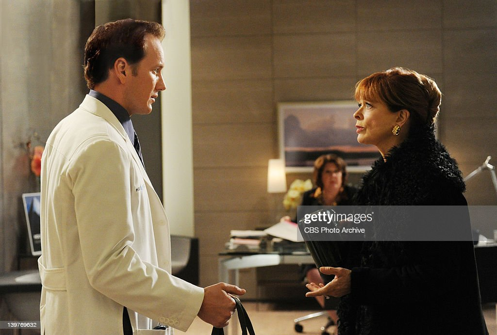 'In Case of Heart Failure' -- Frances Fisher guest stars on the season finale of A GIFTED MAN, Friday, March 2 (9:00-10:00 PM, ET/PT) on the CBS Television Network.   Also pictured Patrick Wilson and Margo Martindale.