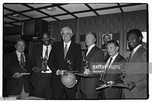 In celebrating its 50th anniversary of college basketball Madison Square Garden announced 12/5 its AllTime team Present for the occasion were left to...