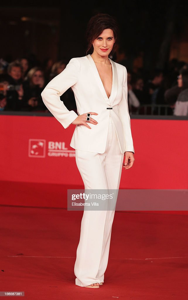 In Competition Jury members Valentina Cervi attends the Closing Ceremony during the 7th Rome Film Festival at Auditorium Parco Della Musica on November 17, 2012 in Rome, Italy.