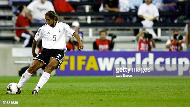 WM 2003 in den USA Columbus Deutschland Kanada 41 Steffi JONES/GER