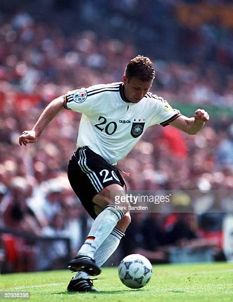 EM 1996 in ENGLAND Manchester RUSSLAND DEUTSCHLAND 03 Oliver BIERHOFF/GER