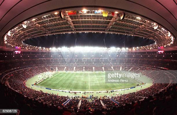 FUSSBALL WM 1998 in FRANKREICH 1/98'STADE DE FRANCE'in Saint Denis STADION/STADIEN/STADIONUEBERSICHT