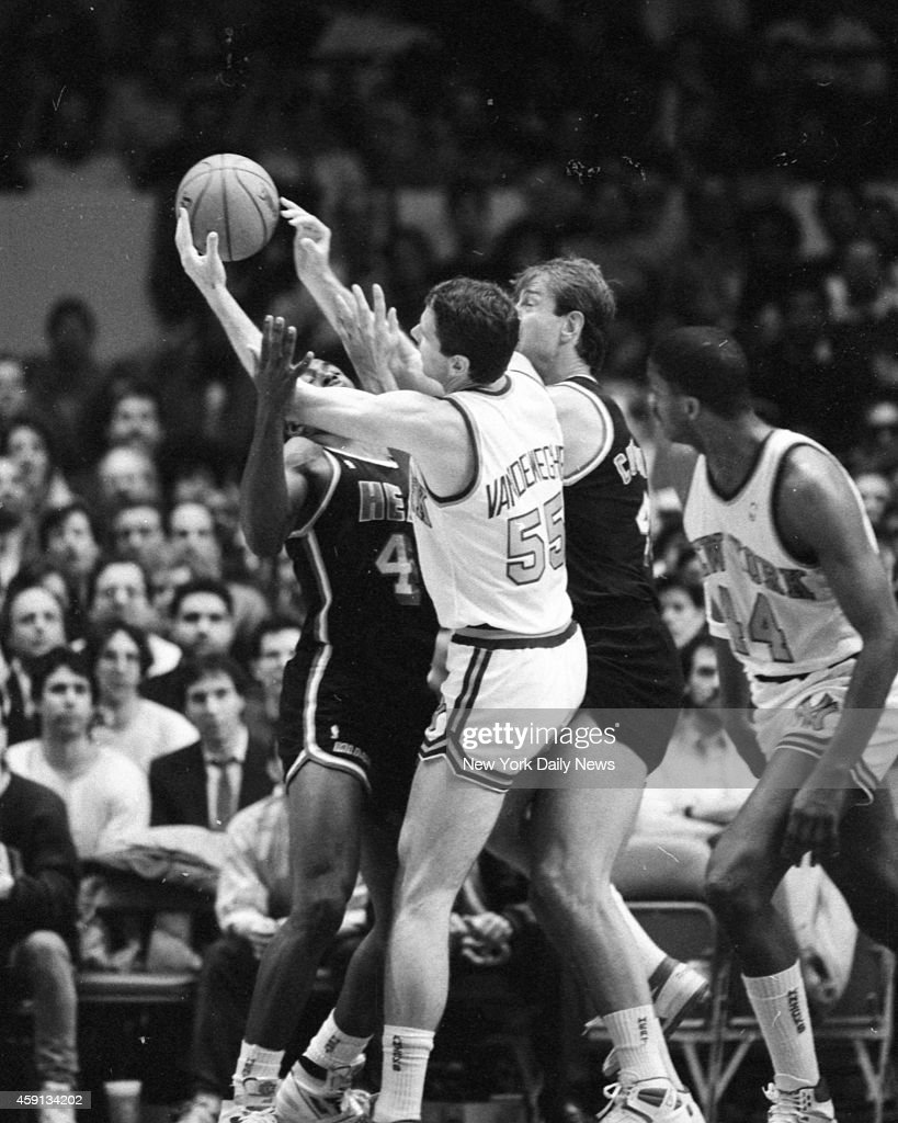 New York Knicks Kiki Vandeweghe