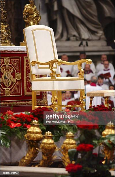 In his speech the Pope stepped up his appeals to Orthodox Christians saying a unified church could help a world ''full of skepticism and doubts''...