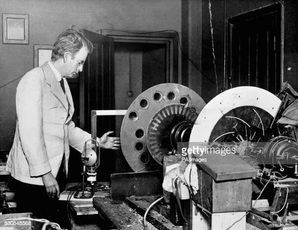 In his workshop in London Scotsman John Logie Baird achieved the first television pictures using a dummy's head He then persuaded a 15yearold boy...