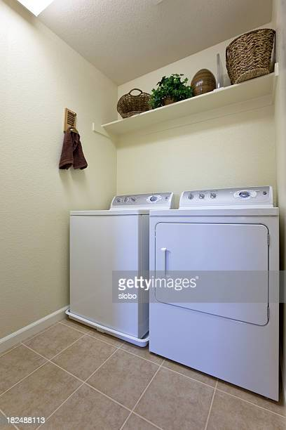 In House Laundry Room