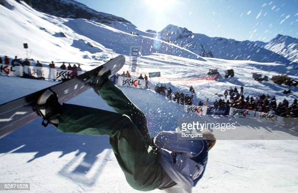SNOWBOARD HALFPIPE in ISCHGL 12/1994 SPEZIAL