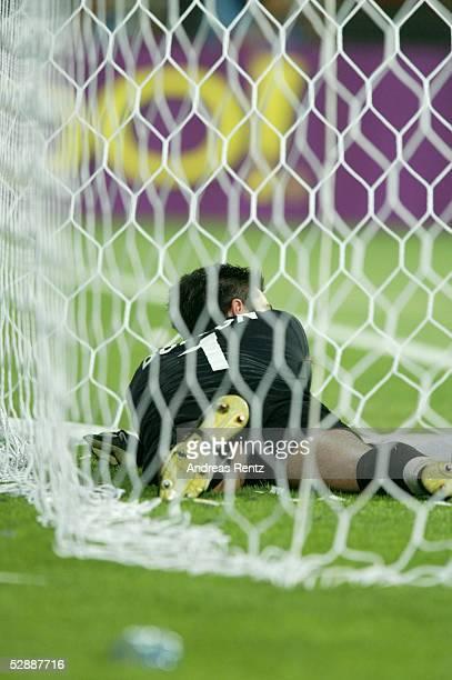WM 2002 in JAPAN und KOREA Daejeon Match 56/ACHTELFINALE/KOREA ITALIEN 21 nV TORWART Gianluigi BUFFON/ITA