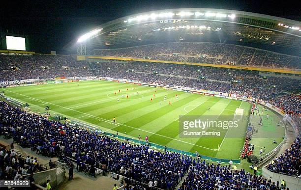 WM 2002 in JAPAN und KOREA Saitama GRUPPE H/JAPAN BELGIEN 22 UEBERSICHT SAITAMA STADION