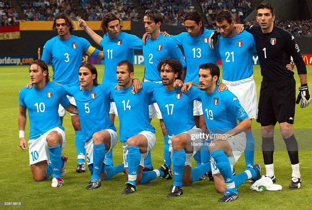 wm gruppe italien