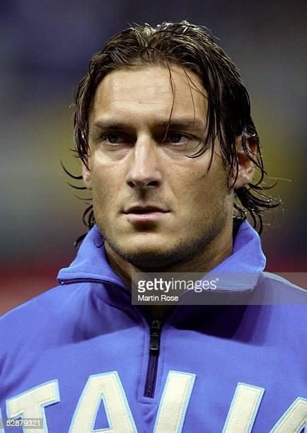 WM 2002 in JAPAN und KOREA Sapporo ITALIEN ECUADOR 20 Francesco TOTTI/ITA