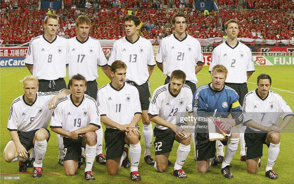 wm 2002 kader deutschland