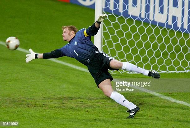 WM 2002 in JAPAN und KOREA Seoul Match 61/HALBFINALE/DEUTSCHLAND KOREA TORWART Oliver KAHN/GER