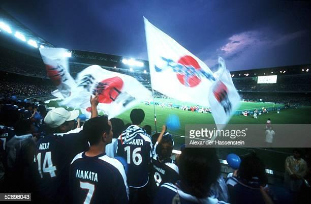 WM 2002 in Japan und Korea Yokohama Yokohama Stadion