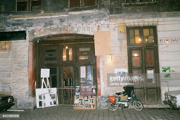 In June 1968 French comedians Clouche and Roman Bouteille had the idea of opening a theatre They found an old factory in Passage d'Odessa in the...