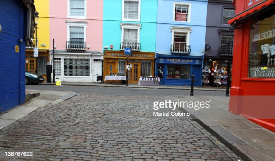 NOTTING HILL in LONDON city