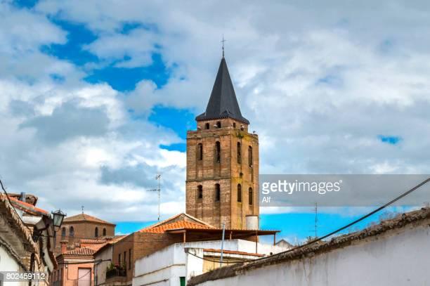 CHURCH OF SAN NICOLÁS DE BARI in Madrigal de las Altas Torres,  Avila , Spain
