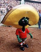 WM 1986 in MEXIKO Mexiko City WM MASKOTTCHEN'PIQUE '