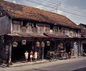 In Narathiwat one of the southern most provinces in Thailand charming old wooden houses still line many of the streets a vestige of the city's rich...