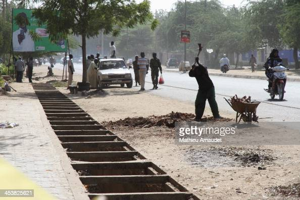 CONTENT] In N'Djamena when government decides to cut the trees population can keep a piece
