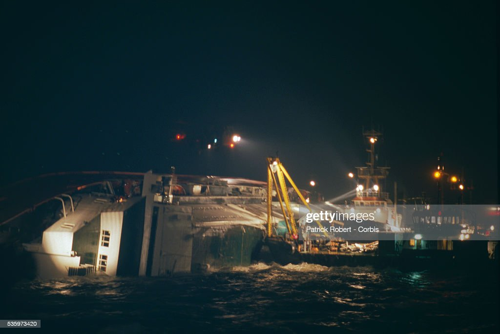 In one of Belgium's worst disasters, the English cross-channel passenger car ferry Herald of Free Enterprise capsized in calm waters off the coast of Zeebrugge on March 6, 1987, taking the lives of 193 people. At the time, there were 459 passengers and 80 crew members on board when the ship left the port in Zeebrugge for Dover with its bow doors open, causing the tragedy.