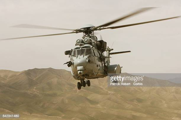 In order to compete with the NH90 model Eurocopter created a new helicopter a modern version of the Super Puma 2 EC725 Caracal CSAR helicopters have...