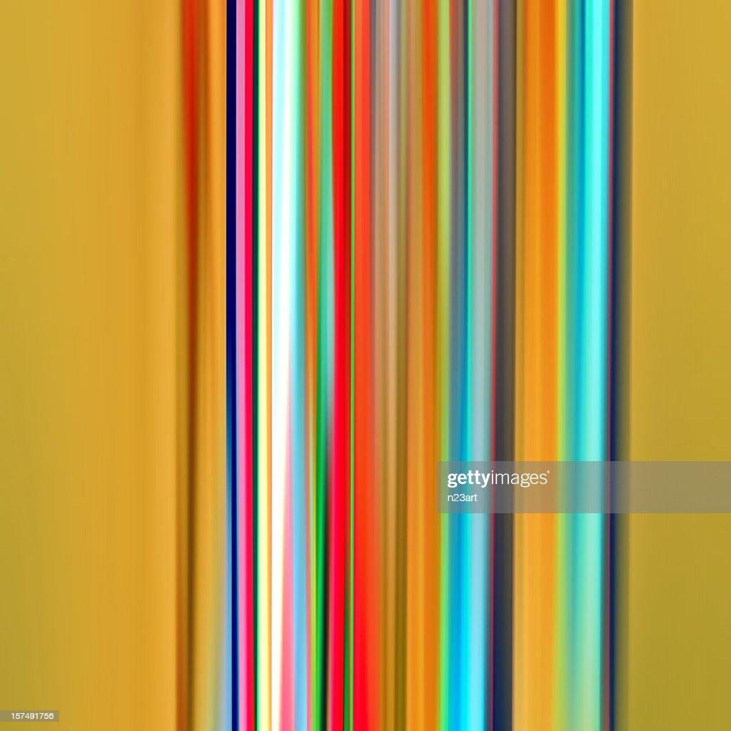 In Rainbows : Stock Photo