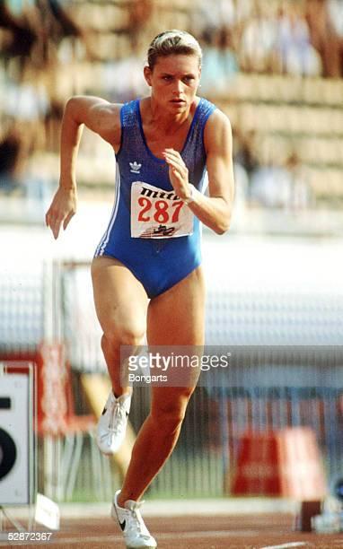 EM 1990 in Split Katrin KRABBE/DDR