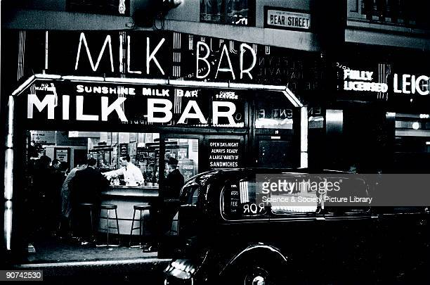 In the 1930s public health and nutrition was an important social issue Milk though a healthy and cheap drink was primarily perceived as a drink for...