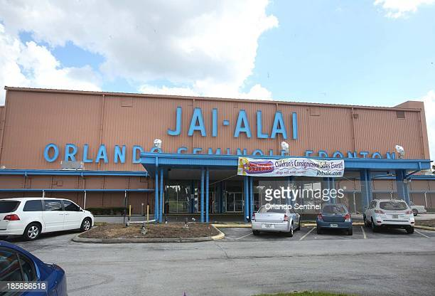 In the 1960s the Orlando Jai Alai Fronton in would sell out on almost every night in Orlando Florida Today jai alai games are still played at the...