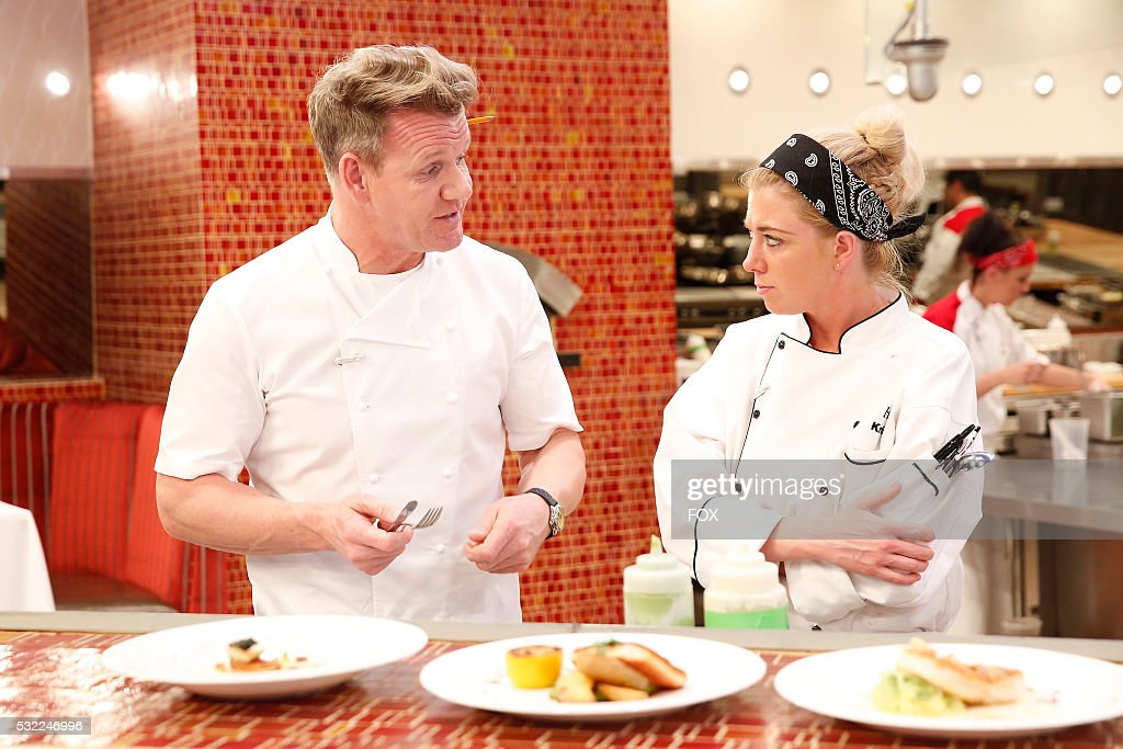 """FOX's """"Hell's Kitchen"""" - Season Fifteen   Getty Images"""