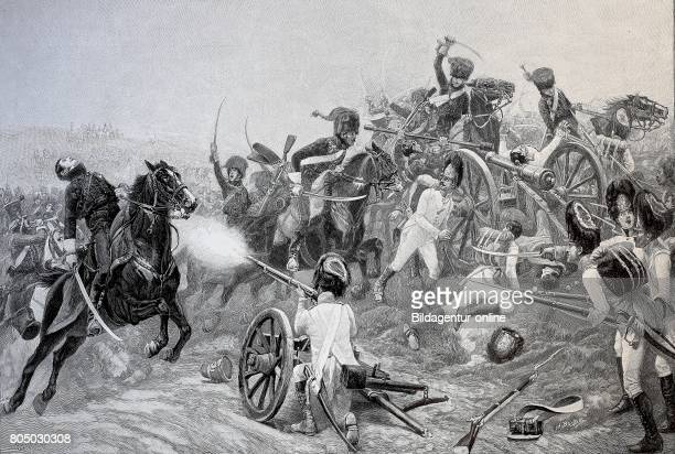 In the Battle of AspernEssling Napoleon attempted a forced crossing of the Danube near Vienna but the French and their allies were driven back by the...