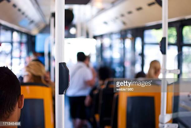 In autobus
