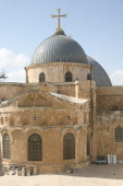 CONTENT] In the Christian quarter in the old city of JerusalemIsrael stands The Church of the Holy Sepulchre where its believed Jesus was buried and...